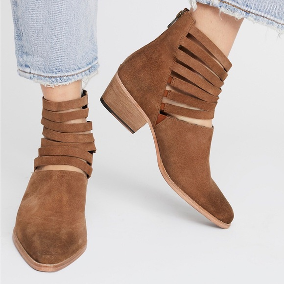 Free People Sloane Ankle Boot